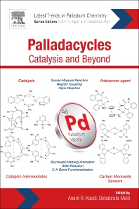 Cover image for Palladacycles