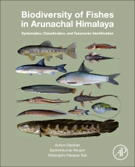 Cover image for Biodiversity of Fishes in Arunachal Himalaya