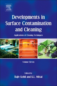 Cover image for Developments in Surface Contamination and Cleaning: Applications of Cleaning Techniques
