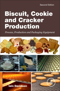 Cover image for Biscuit, Cookie and Cracker Production
