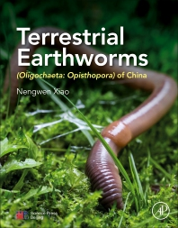 Cover image for Terrestrial Earthworms (Oligochaeta: Opisthopora) of China
