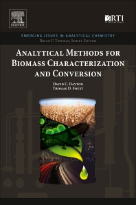 Cover image for Analytical Methods for Biomass Characterization and Conversion