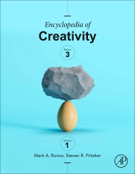 Cover image for Encyclopedia of Creativity
