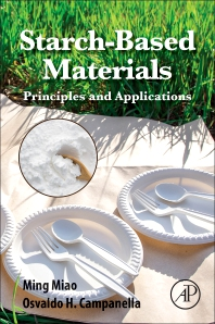 Cover image for Starch-Based Materials