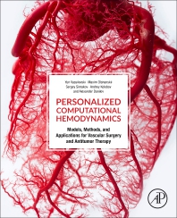 Cover image for Personalized Computational Hemodynamics