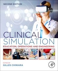Cover image for Clinical Simulation