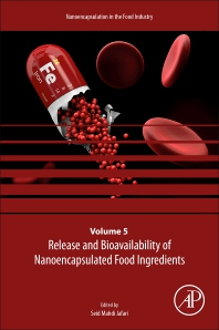 Cover image for Release and Bioavailability of Nanoencapsulated Food Ingredients