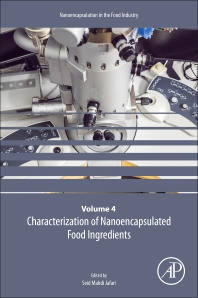 Cover image for Characterization of Nanoencapsulated Food Ingredients