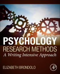 Cover image for Psychology Research Methods