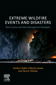 Cover image for Extreme Wildfire Events and Disasters