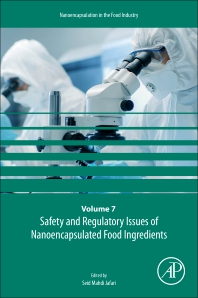 Cover image for Safety and Regulatory Issues of Nanoencapsulated Food Ingredients