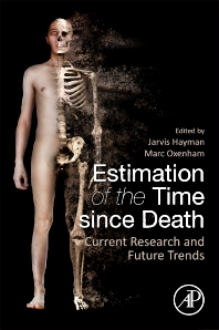 Cover image for Estimation of the Time since Death