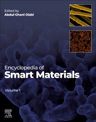 Cover image for Encyclopedia of Smart Materials
