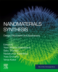 Cover image for Nanomaterials Synthesis