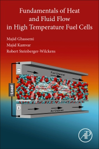 Cover image for Fundamentals of Heat and Fluid Flow in High Temperature Fuel Cells