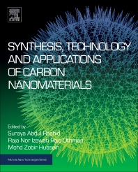 Cover image for Synthesis, Technology and Applications of Carbon Nanomaterials