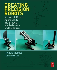 Cover image for Creating Precision Robots