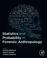 Cover image for Statistics and Probability in Forensic Anthropology