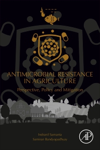 Cover image for Antimicrobial Resistance in Agriculture