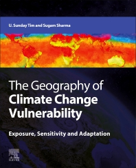 Cover image for The Geography of Climate Change Vulnerability