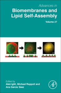 Advances in Biomembranes and Lipid Self-Assembly - 1st Edition - ISBN: 9780128157725, 9780128157732