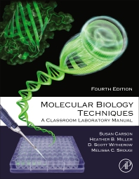 Cover image for Molecular Biology Techniques