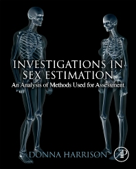 Cover image for Investigations in Sex Estimation