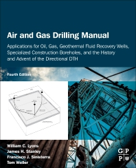 cover of Air and Gas Drilling Manual - 4th Edition