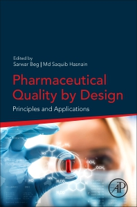 Cover image for Pharmaceutical Quality by Design
