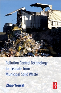 Cover image for Pollution Control Technology for Leachate from Municipal Solid Waste