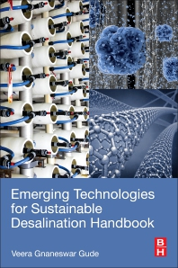 Cover image for Emerging Technologies for Sustainable Desalination Handbook