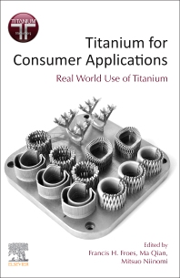 Cover image for Titanium for Consumer Applications