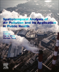 Cover image for Spatiotemporal Analysis of Air Pollution and Its Application in Public Health