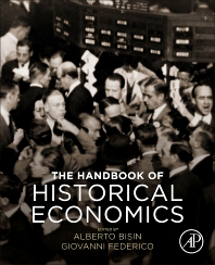 Cover image for The Handbook of Historical Economics