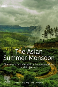 Cover image for The Asian Summer Monsoon