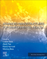 Cover image for Advanced Nanostructures for Environmental Health