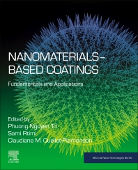 Cover image for Nanomaterials-Based Coatings