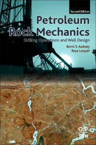 Cover image for Petroleum Rock Mechanics