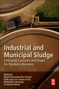 Cover image for Industrial and Municipal Sludge