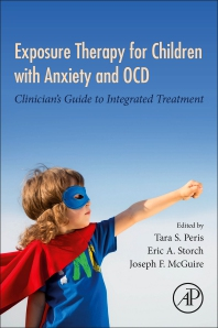 Cover image for Exposure Therapy for Children with Anxiety and OCD