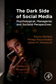 Cover image for The Dark Side of Social Media