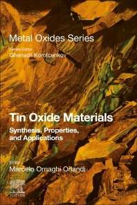 Cover image for Tin Oxide Materials