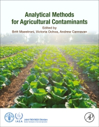 Cover image for Analytical Methods for Agricultural Contaminants