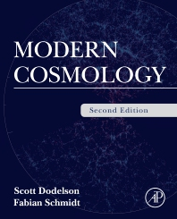 Cover image for Modern Cosmology