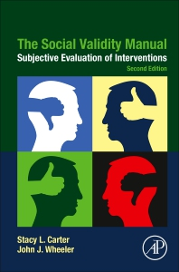 Cover image for The Social Validity Manual