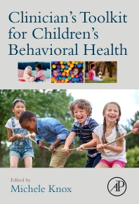 Cover image for Clinician's Toolkit for Children's Behavioral Health