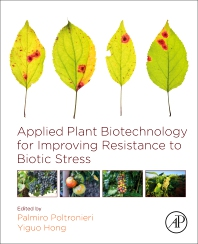 Cover image for Applied Plant Biotechnology for Improving Resistance to Biotic Stress