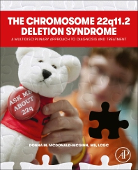 Cover image for The Chromosome 22q11.2 Deletion Syndrome