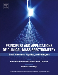 Cover image for Principles and Applications of Clinical Mass Spectrometry