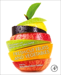 Cover image for Fresh-cut Fruits and Vegetables